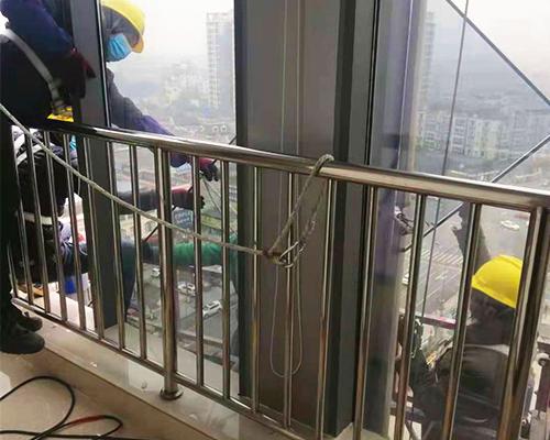 成都市幕墙玻璃维修