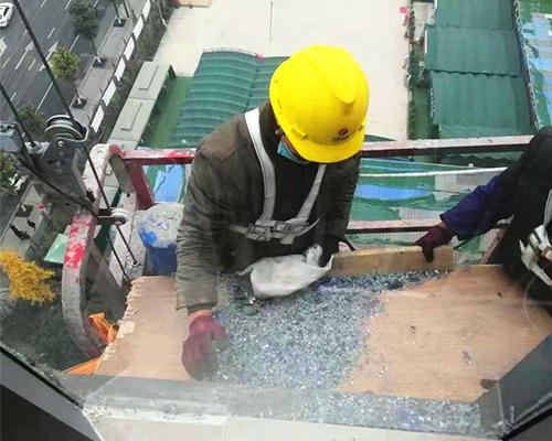 成都幕墙玻璃维修