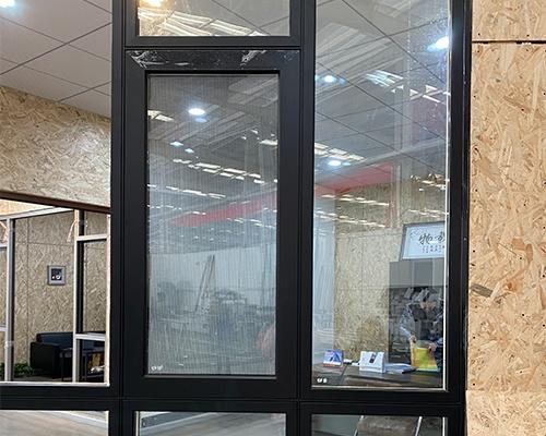 幕墙玻璃安装