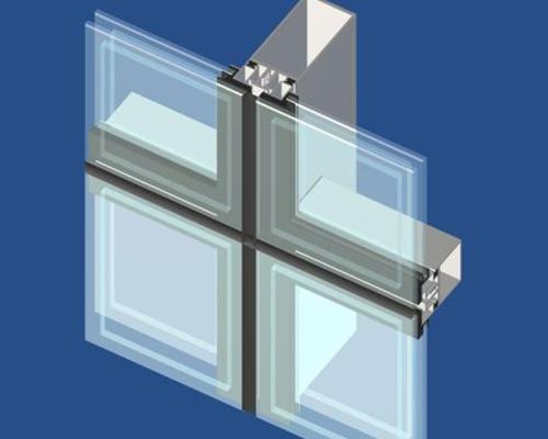 幕墙玻璃更换