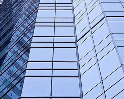幕墙玻璃维修
